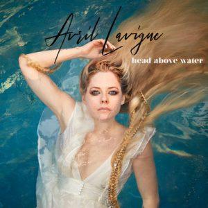 アヴリル・ラヴィーン「Head Above Water」ジャケット写真