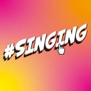新しい地図「#SINGING」ジャケット写真