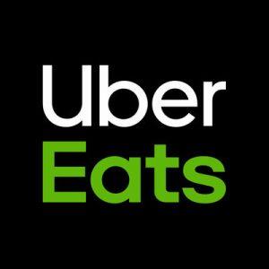 Uber eatsアプリ