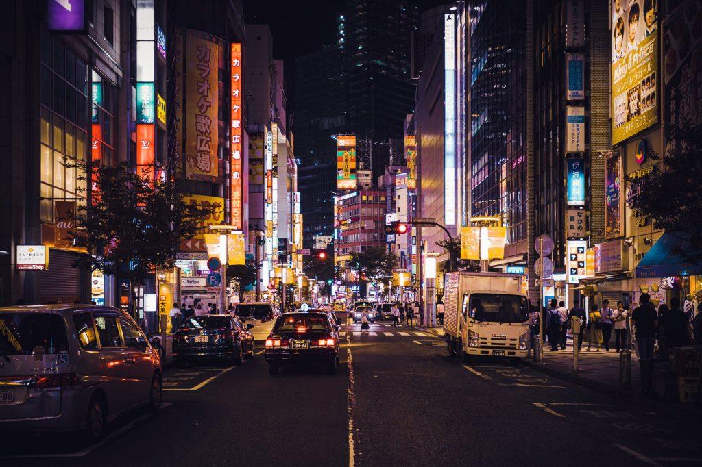 日本社会の画像